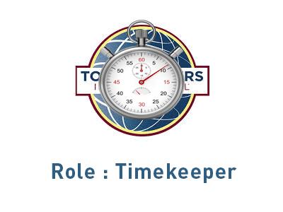 Role Timekeeper